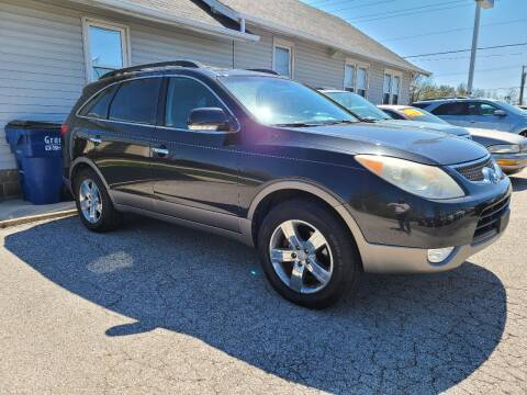 2009 Hyundai Veracruz for sale at The Car Store Saint Charles in Saint Charles MO