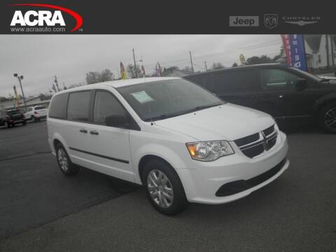 2016 Dodge Grand Caravan for sale at BuyRight Auto in Greensburg IN