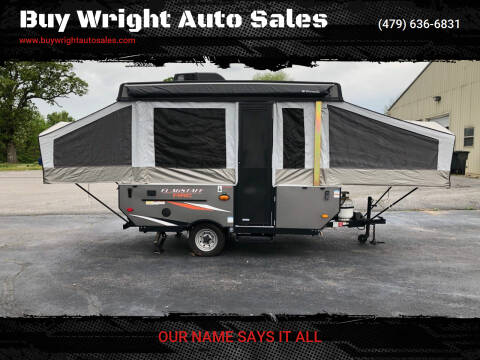 2020 Forest River Ancira Flagstaff for sale at Buy Wright Auto Sales in Rogers AR