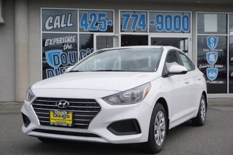 2020 Hyundai Accent for sale at Jeremy Sells Hyundai in Edmunds WA