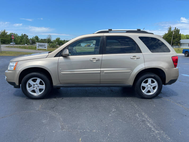 2008 Pontiac Torrent for sale at ROWE'S QUALITY CARS INC in Bridgeton NC