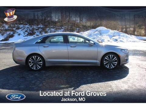 2018 Lincoln MKZ for sale at JACKSON FORD GROVES in Jackson MO