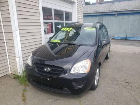 2008 Kia Rondo for sale at TC Auto Repair and Sales Inc in Abington MA
