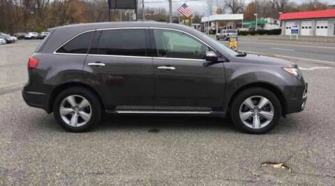 2011 Acura MDX for sale at Techno Motors in Danbury CT