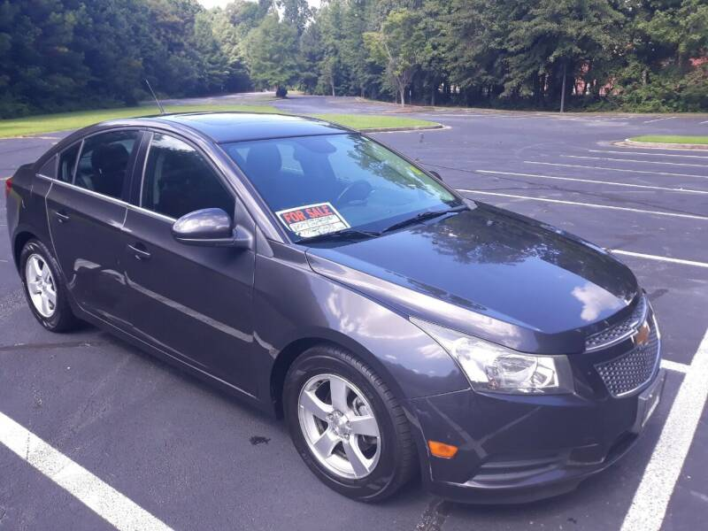 2014 Chevrolet Cruze for sale at JCW AUTO BROKERS in Douglasville GA