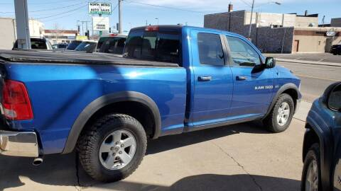 2011 RAM Ram Pickup 1500 for sale at North Metro Auto Sales in Cambridge MN