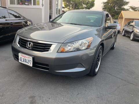 2010 Honda Accord for sale at Ronnie Motors LLC in San Jose CA
