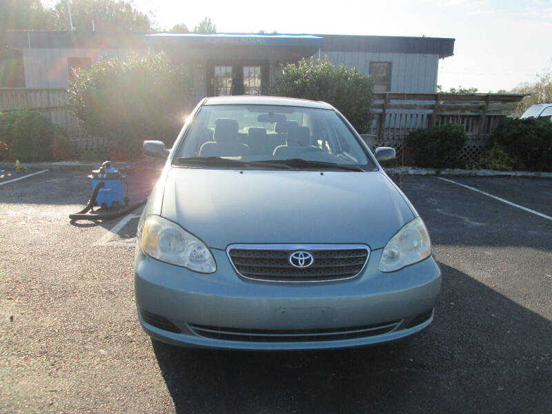 2006 Toyota Corolla for sale at Olde Mill Motors in Angier NC
