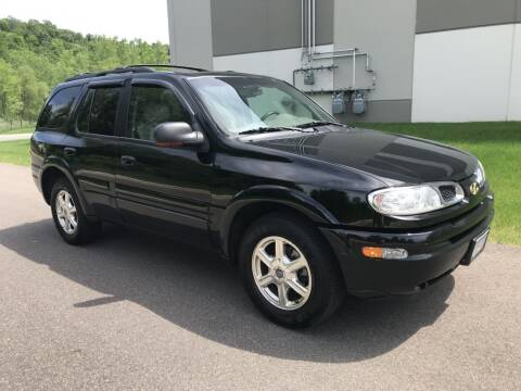 2002 Oldsmobile Bravada for sale at Angies Auto Sales LLC in Newport MN