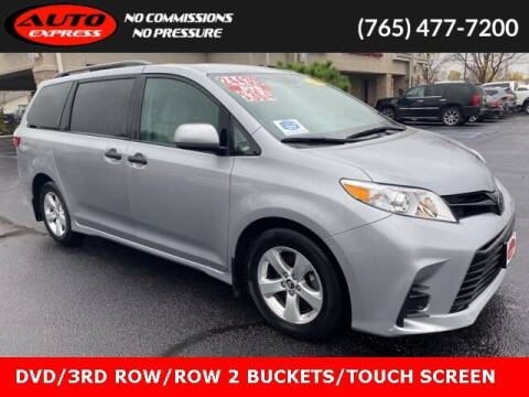 2018 Toyota Sienna for sale at Auto Express in Lafayette IN