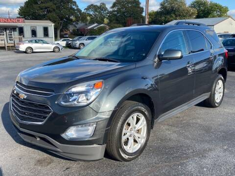 2017 Chevrolet Equinox for sale at Modern Automotive in Boiling Springs SC