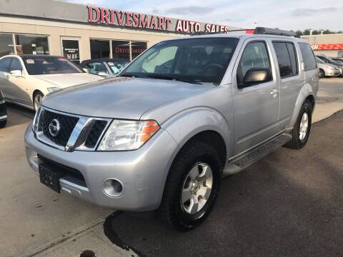 2008 Nissan Pathfinder for sale at DriveSmart Auto Sales in West Chester OH