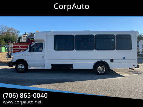 2010 Ford E-Series Chassis for sale at CorpAuto in Cleveland GA