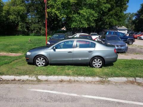 2006 Volkswagen Passat for sale at D & D Auto Sales in Topeka KS