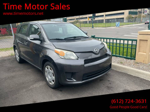 2009 Scion xD for sale at Time Motor Sales in Minneapolis MN
