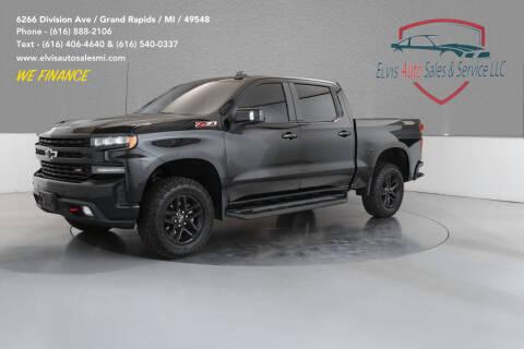 2020 Chevrolet Silverado 1500 for sale at Elvis Auto Sales LLC in Grand Rapids MI