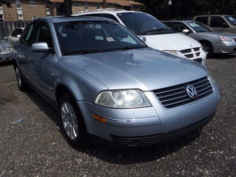 2004 Volkswagen Passat for sale at DOUG'S USED CARS in East Freedom PA