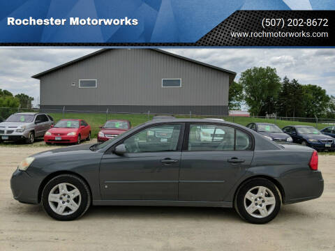 2008 Chevrolet Malibu Classic for sale at Rochester Motorworks in Rochester MN