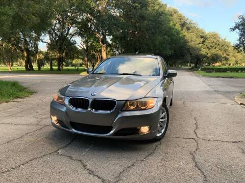 2010 BMW 3 Series for sale at FLORIDA MIDO MOTORS INC in Tampa FL