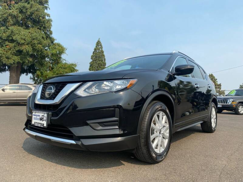 2019 Nissan Rogue for sale at Pacific Auto LLC in Woodburn OR