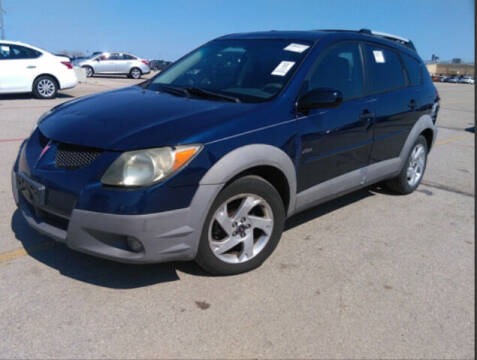 2003 Pontiac Vibe for sale at HW Used Car Sales LTD in Chicago IL