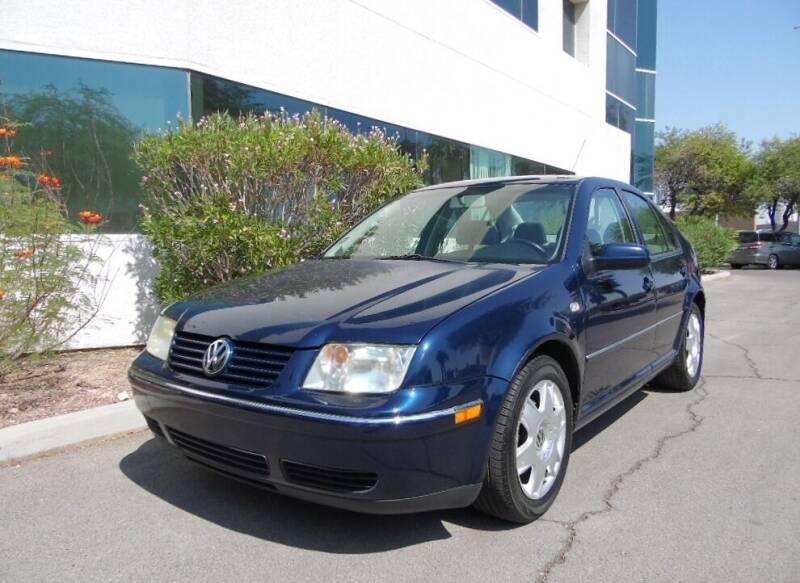 2004 Volkswagen Jetta for sale at Auction Motors in Las Vegas NV