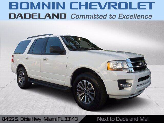 2017 Ford Expedition for sale in Miami, FL