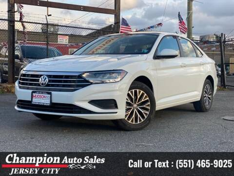 2020 Volkswagen Jetta for sale at CHAMPION AUTO SALES OF JERSEY CITY in Jersey City NJ