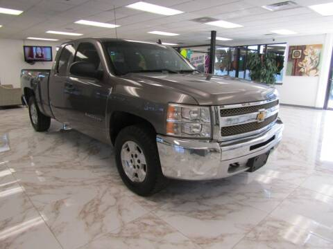 2013 Chevrolet Silverado 1500 for sale at Dealer One Auto Credit in Oklahoma City OK