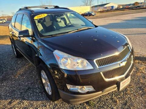 2012 Chevrolet Traverse for sale at Swan Auto in Roscoe IL