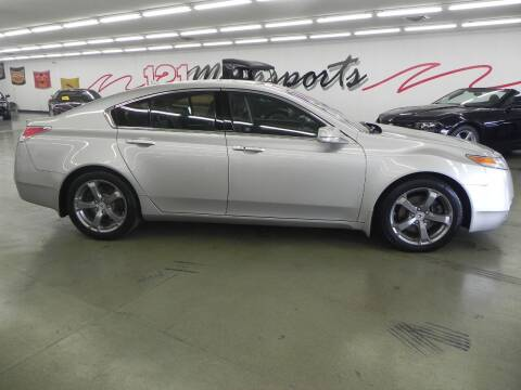 2011 Acura TL for sale at 121 Motorsports in Mt. Zion IL