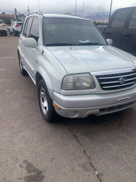 2005 Suzuki Grand Vitara for sale at Poor Boyz Auto Sales in Kingman AZ