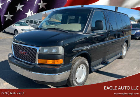 2008 GMC Savana Cargo for sale at Eagle Auto LLC in Green Bay WI