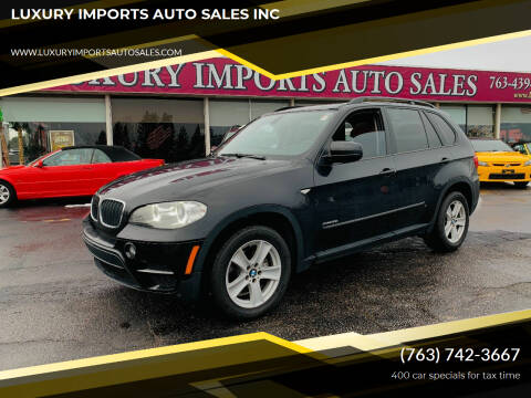 2013 BMW X5 for sale at LUXURY IMPORTS AUTO SALES INC in North Branch MN