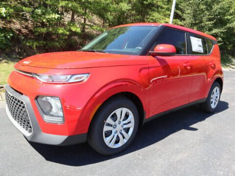 2022 Kia Soul for sale at RUSTY WALLACE KIA OF KNOXVILLE in Knoxville TN
