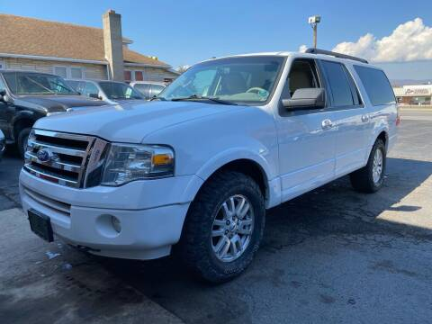 2011 Ford Expedition EL for sale at Rine's Auto Sales in Mifflinburg PA