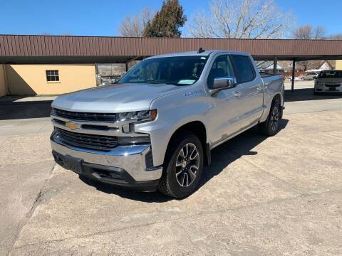 2019 Chevrolet Silverado 1500 for sale at Walter Motor Company in Norton KS
