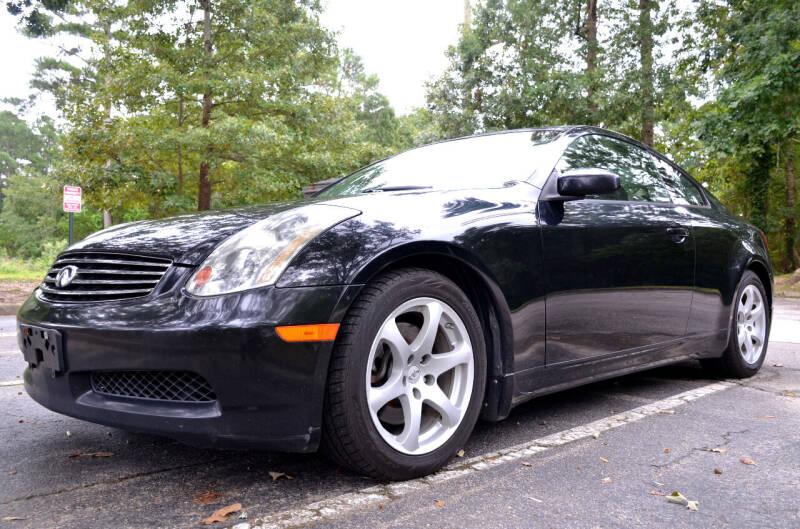 2005 Infiniti G35 for sale at Wheel Deal Auto Sales LLC in Norfolk VA