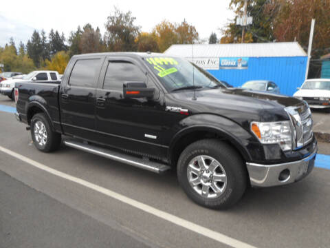 2011 Ford F-150 for sale at Lino's Autos Inc in Vancouver WA