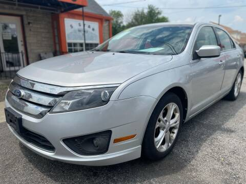 2012 Ford Fusion for sale at 5 STAR MOTORS 1 & 2 - 5 STAR MOTORS in Louisville KY
