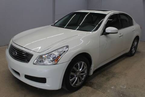 2008 Infiniti G35 for sale at Flash Auto Sales in Garland TX
