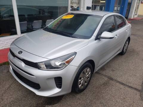 2018 Kia Rio for sale at AutoMotion Sales in Franklin OH