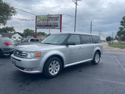 2011 Ford Flex for sale at DiGiovanni's Xtreme Auto & Cycle Sales in Machesney Park IL
