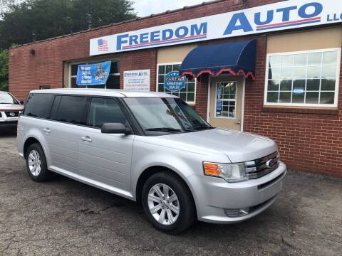 2011 Ford Flex for sale at FREEDOM AUTO LLC in Wilkesboro NC