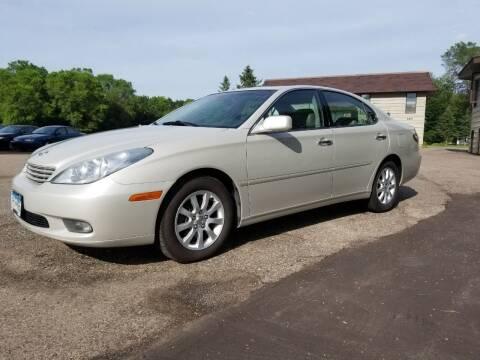 2003 Lexus ES 300 for sale at Shores Auto in Lakeland Shores MN