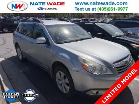 2012 Subaru Outback for sale at NATE WADE SUBARU in Salt Lake City UT