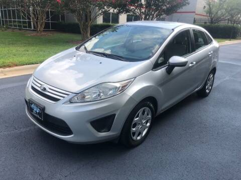 2013 Ford Fiesta for sale at A&M Enterprises in Concord NC