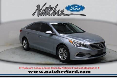 2015 Hyundai Sonata for sale at Auto Group South - Natchez Ford Lincoln in Natchez MS