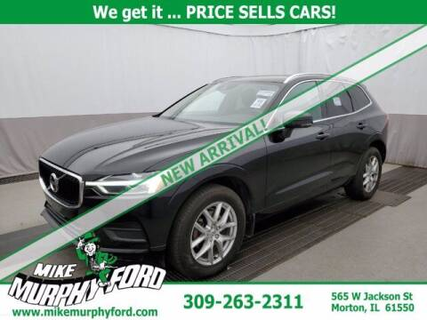 2018 Volvo XC60 for sale at Mike Murphy Ford in Morton IL