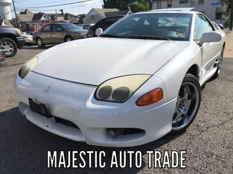 1998 Mitsubishi 3000GT for sale at Majestic Auto Trade in Easton PA